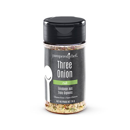 Three Onion Rub