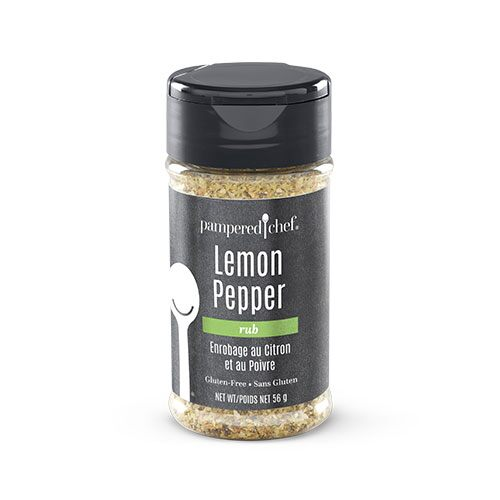 Lemon Pepper Rub