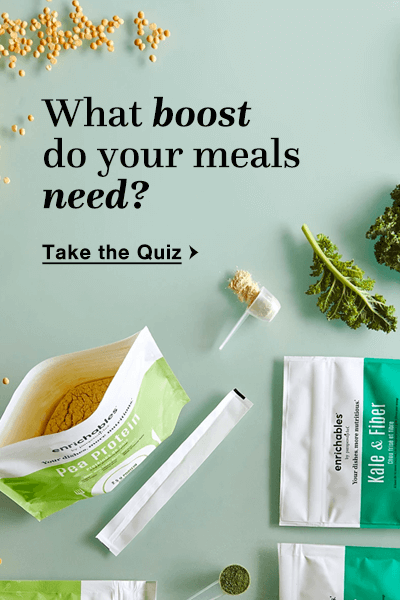 What nutrients do your meals need? Take the quiz.