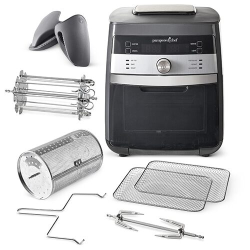 Deluxe Air Fryer Set