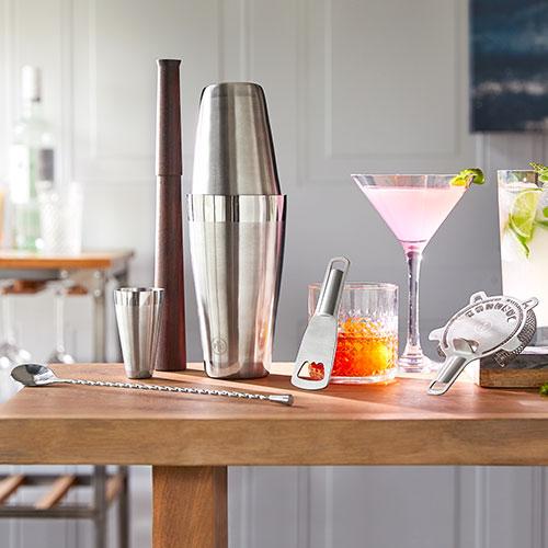Premium Cocktail Set Shop Pampered Chef Canada Site