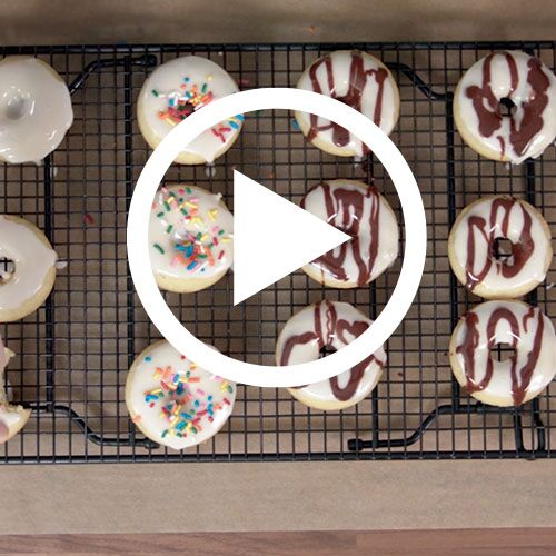 Play Donut Pan Video