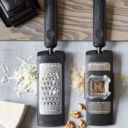 Microplane® Adjustable Grater Set