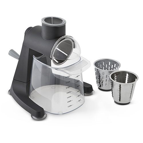 Quick Prep Food Grater