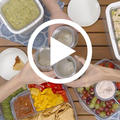 Play 1-qt. (1-L) Cool & Serve Bowl Video