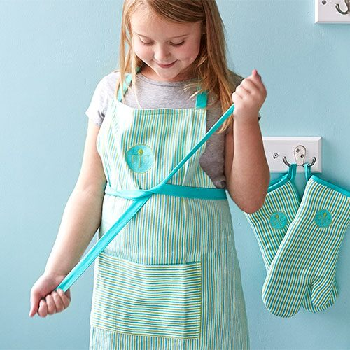 Kids' Apron Set