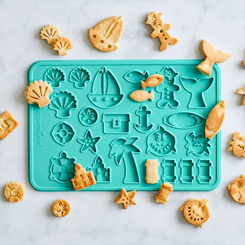 Summer Cookie Mold
