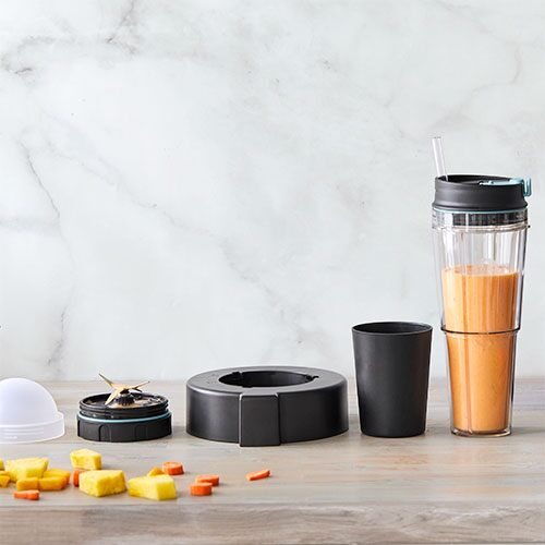 Deluxe Cooking Blender Smoothie Cup & Adapter