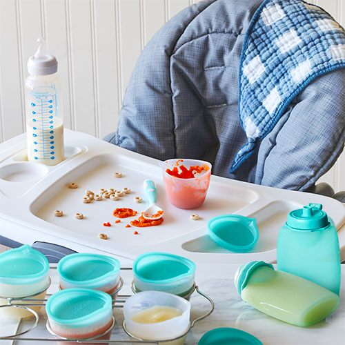 Homemade Baby Food Set