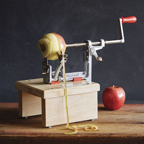 Apple Peeler, Corer, Slicer With Stand