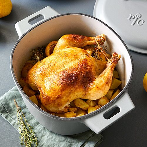6-qt. (5.7-L) Enameled Dutch Oven