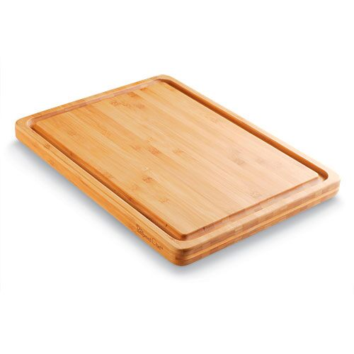 Reversible Bamboo Carving Board