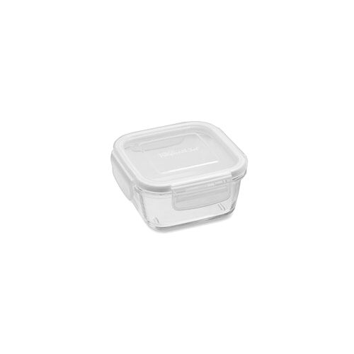 1½-cup (375-mL) Leakproof Glass Container