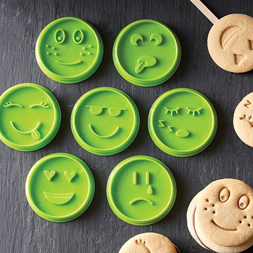 Emoji Cookie Cutter Set