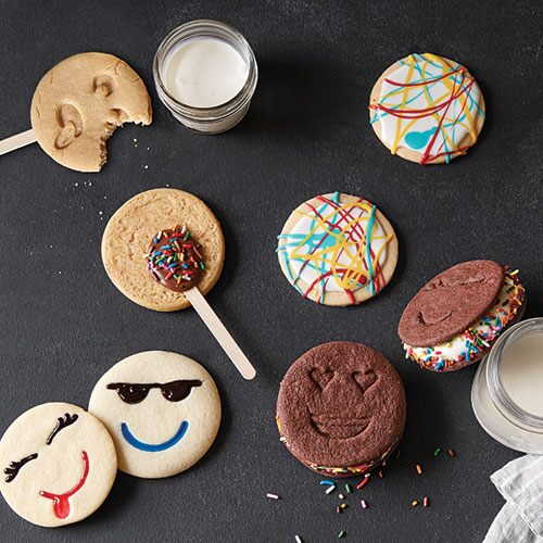 Kids' Cookie Baking Set