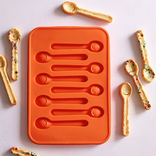 Silicone Spoon Mold