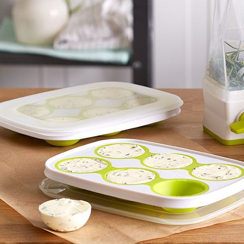 Herb Freezing Tray Set