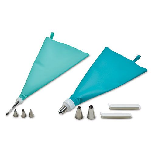 How To Use Cake Decorating Bags And Tips : Decorating Bag Set - Shop Pampered Chef Canada Site