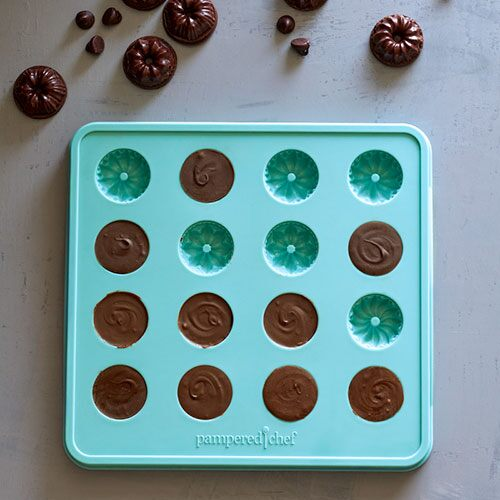 Fluted Chocolate Mold