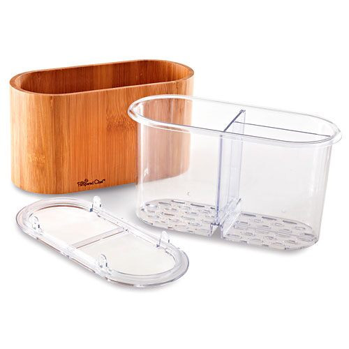 Bamboo Sink Caddy
