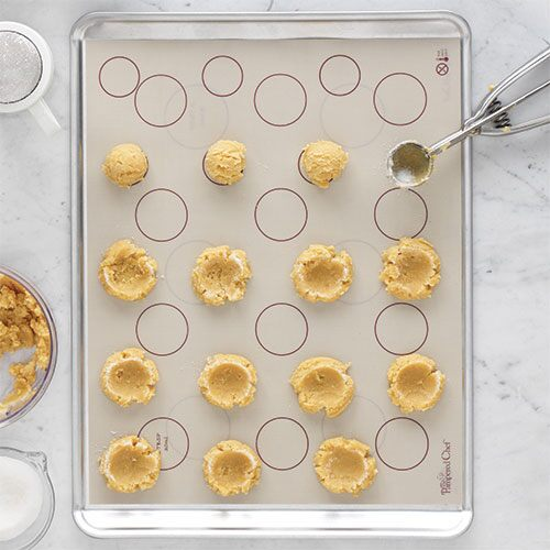 Reversible Silicone Baking Mat