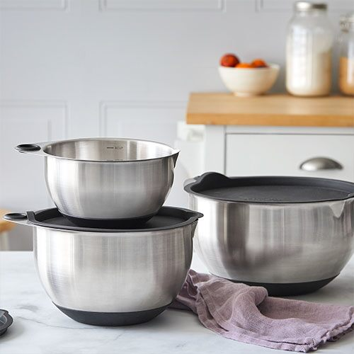 Stainless Mixing Bowl Set