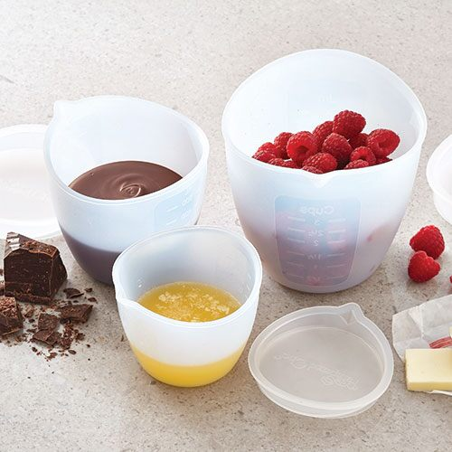 Silicone Prep Bowl Set - Shop | Pampered Chef Canada Site