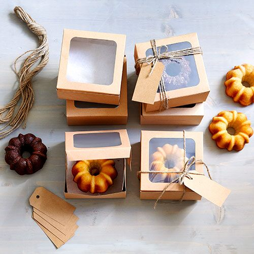 Mini Cake Box Set
