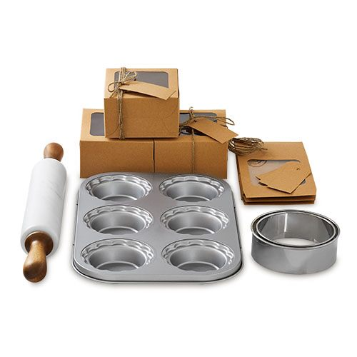 Mini Pie Gift Making Set Shop Pampered Chef Canada Site