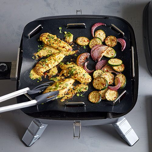 Grill Mat & Tray