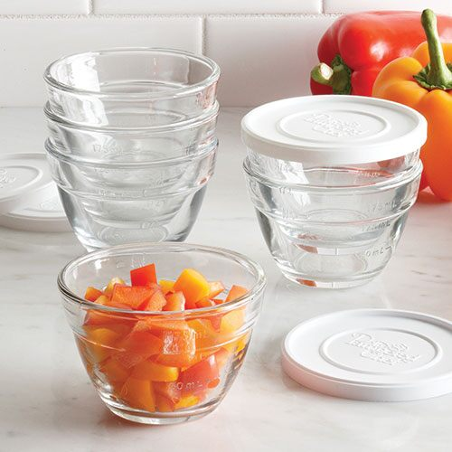 1-cup (250-mL) Prep Bowl Set