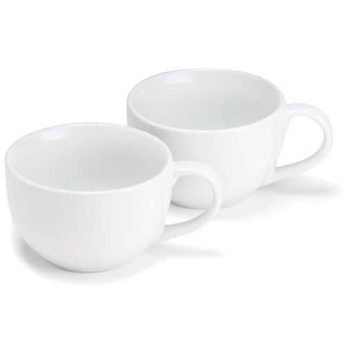 Coffee & More Cups(set of 2)