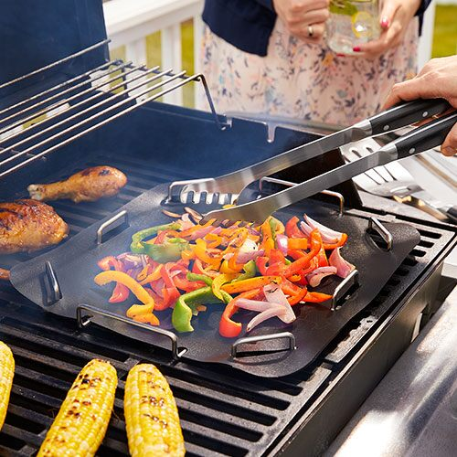 Grill Mat Set Shop Pampered Chef Canada Site