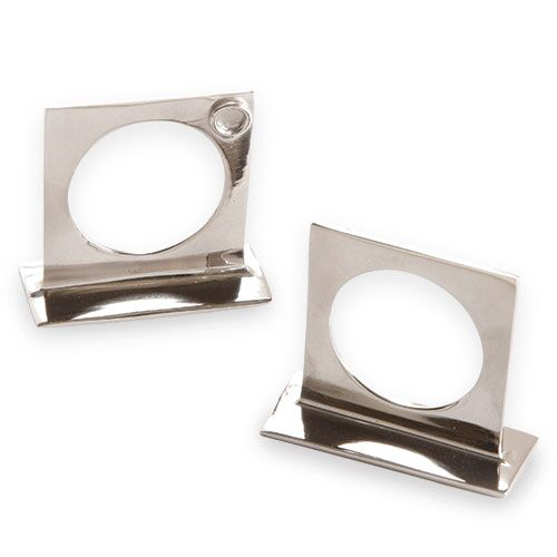 Square Napkin Ring Set