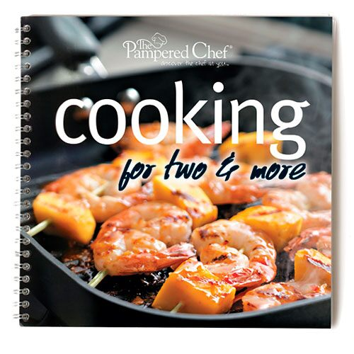 TPC Cooking for Two & More Cookbook