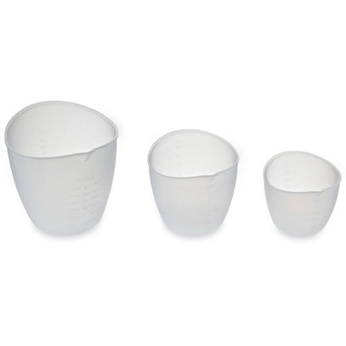 Silicone Prep Bowls (set of 3)