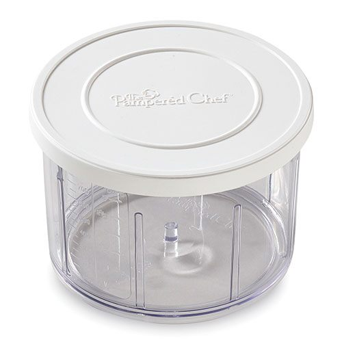 Manual Food Processor Lid and Bowl Set