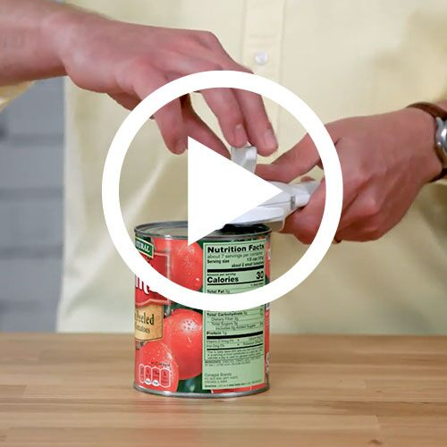 Play Smooth-Edge Can Opener Video