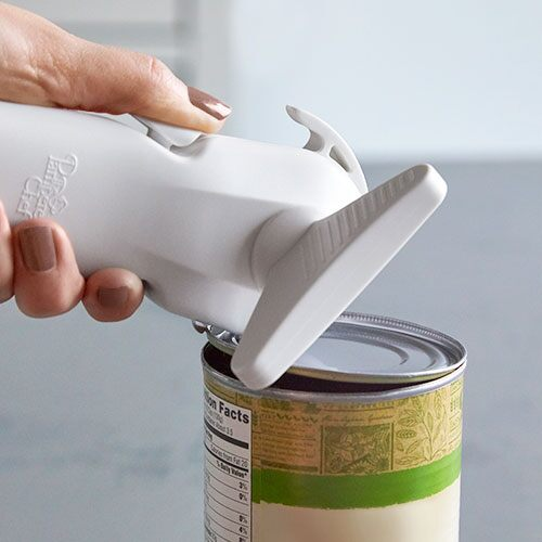 Smooth-Edge Can Opener