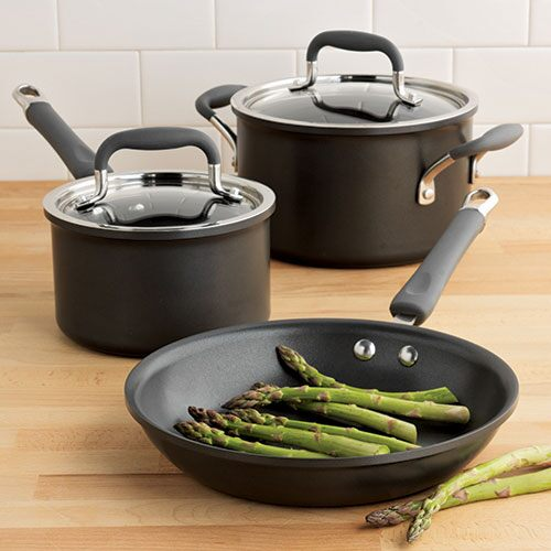Executive Nonstick 5-Piece Set