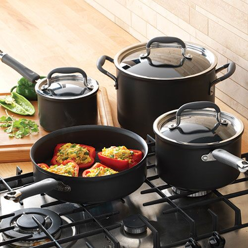 Executive Nonstick 7-Piece Set