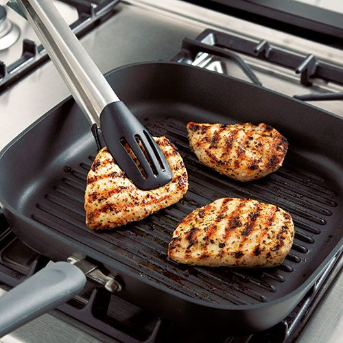 Executive Nonstick Square Grill Pan