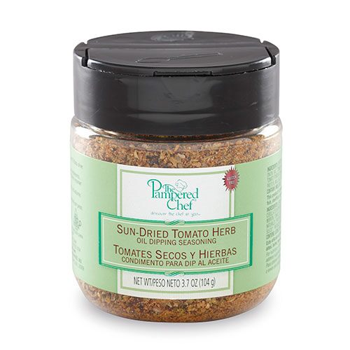 Sun-Dried Tomato Herb Oil Dipping Seasoning