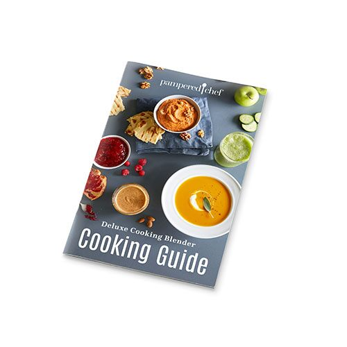Replacement Deluxe Cooking Blender Cooking Guide
