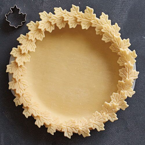 Leaf Pie Crust