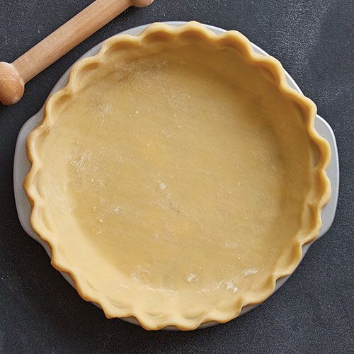Classic Pinch Pie Crust