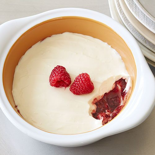 Raspberry Habanero Cheesecake Dip