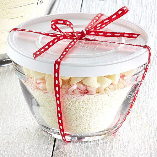 White Chocolate Peppermint Cocoa Mix