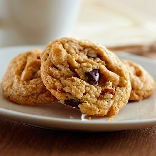 Chocolate Cluster Cookies