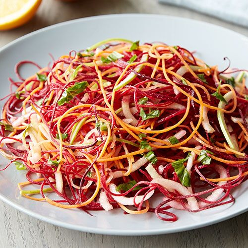 Apple, Beet & Carrot Salad